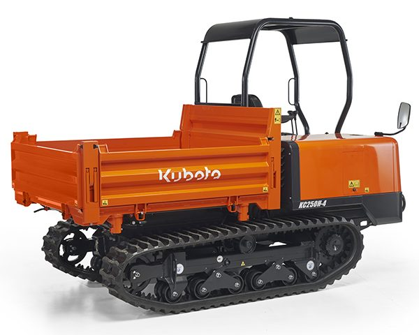 Utovarivač KC250H-4