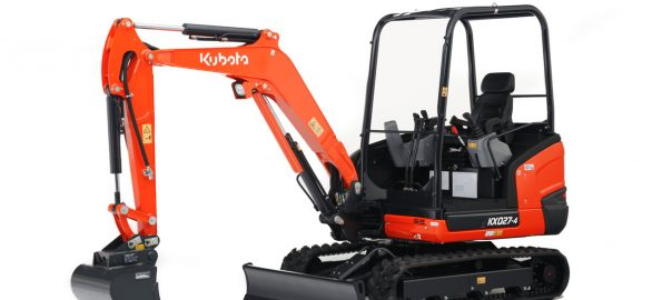 kubota mini bageri u Remex-u 1