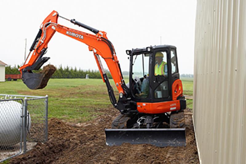 teške građevinske mašine u Remex-u