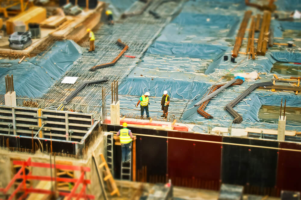 bezbednost na gradilištu Remex 3